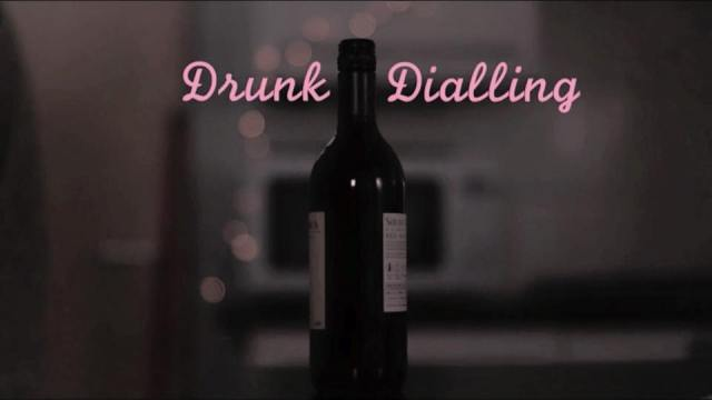 Drunk Dialling poster
