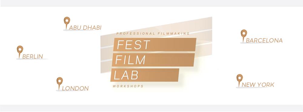 Fest Film Lab banner